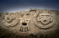 Peru phát hiện bức tường có niên đại 3.800 năm