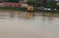 Ngày 18/8, nước trên các sông chính  tại Thanh Hóa tiếp tục dâng cao