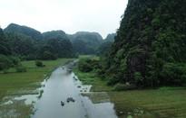 Non nước Ninh Bình rực rỡ qua ống kính của Trên từng cây số