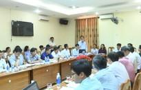 Ban chỉ đạo Trung ương về Phòng chống thiên tai làm việc tại Đà Nẵng