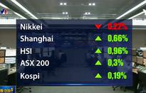 Thị trường châu Á tăng điểm phiên đầu tuần