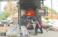 Khánh Hòa: Đảo Bình Ba đã có nhà máy xử lý rác thải
