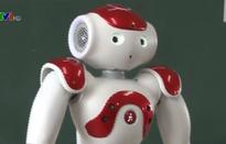 Nhật Bản đưa robot vào dạy tiếng Anh