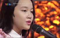 Giọng hát Việt nhí 2015 Bùi Hà My khoe sáng tác đầu tiên