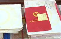 Yêu cầu Thái Bình xử lý dứt điểm sổ đỏ tồn đọng trước ngày 30/9
