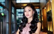 MC, Á hậu Thanh Tú khoe vẻ kiêu sa trong bộ ảnh mới