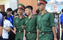 Các trường quân đội chính thức công bố điểm chuẩn năm 2018