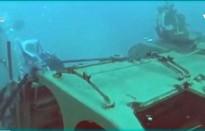 Thả xe tăng xuống biển để bảo tồn môi trường sống cho sinh vật biển
