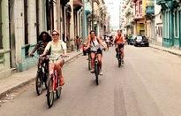 Xe đạp đang quay lại với cuộc sống của người dân Cuba
