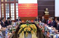Trung Quốc mong muốn tăng cường hiểu biết về công cuộc cải cách tư pháp của Việt Nam