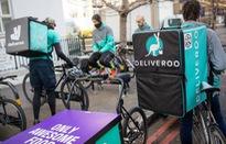 Uber chuẩn bị thâu tóm công ty giao hàng thực phẩm Deliveroo