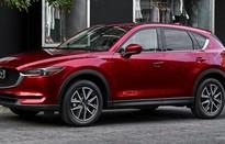 Mazda CX-5 có thể được trang bị động cơ 2.5L tăng áp mới