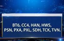 30 doanh nghiệp bị HNX nhắc nhở vi phạm trên toàn thị trường