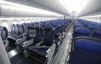 Mỹ cấm thu hẹp kích thước ghế ngồi máy bay