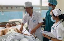 Cứu sống bệnh nhân bị vỡ u gan đột ngột