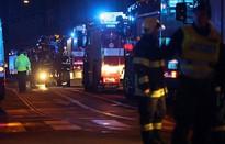 Cháy khách sạn ở Praha (Czech), hàng chục người thương vong