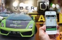 Uber, Grab có đang tham gia giao thông và đón khách giống taxi truyền thống?