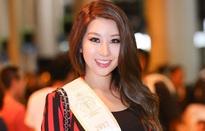 Hoa hậu Siêu quốc gia 2017 gây tranh cãi Jenny Kim bất ngờ đến Việt Nam