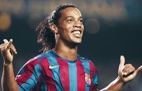 Bóng đá là hành trình thỏa niềm vui: Thế giới từng có một Ronaldinho như thế