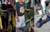 Singapore siết chặt quản lý xe máy điện nhỏ