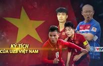 Lịch thi đấu và trực tiếp tứ kết U23 châu Á 2018 trên VTV