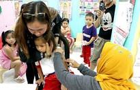 Gia tăng người mắc sởi tại Philippines, Bộ Y tế cảnh báo