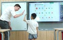 Áp dụng công nghệ 4.0 để xây dựng môi trường Anh ngữ toàn diện