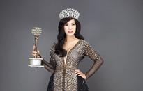 Đỗ Tình Nhi đăng quang Á hậu Doanh nhân thành đạt Hoàn cầu 2018