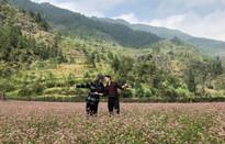 Cặp đôi Nguyễn Đức Cường – Vũ Hạnh Nguyên lần đầu tiên cùng trải nghiệm trong Chuyến đi màu xanh