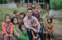 KTS Phạm Đình Quý - Người gieo những giấc mơ cho trẻ em nghèo vùng cao