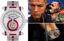 Chơi đồng hồ tiền tỷ, hiếm sao nào vượt mặt được Ronaldo