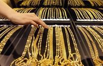 Giá vàng trong nước và tỷ giá trung tâm cùng bật tăng