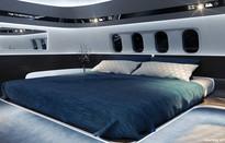Giới nhà giàu sẵn sàng chi đậm cho giấc ngủ trên máy bay