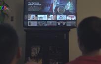 Truyền hình trực tuyến Netflix tăng trưởng mạnh