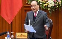 Thủ tướng Nguyễn Xuân Phúc: Tăng cường kiểm tra các vụ việc nổi cộm