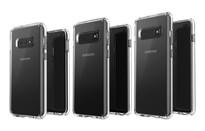 Hình ảnh bộ ba Samsung Galaxy S10 lộ diện đầy ấn tượng.