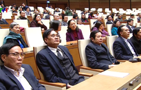 Thành công của Quốc hội có sự đóng góp của thế hệ đi trước