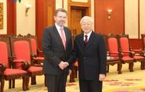 Tổng Bí thư, Chủ tịch nước tiếp Chủ tịch Thượng viện Australia