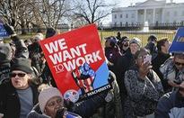 Kinh tế Mỹ nguy cơ đối mặt tăng trưởng 0%