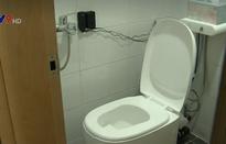 Toilet biến chất thải thành năng lượng