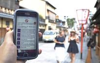 Nhật Bản nhắc nhở du khách cách ứng xử qua tin nhắn