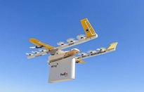 Công ty đầu tiên ở Mỹ giao hàng bằng máy bay không người lái