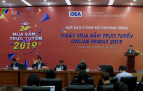 Kỳ vọng giá trị đơn hàng vượt 2.500 tỷ đồng trong ngày Online Friday 2019