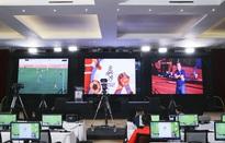 Phóng viên Việt Nam và Thái Lan tại IBC theo dõi bóng đá như thế nào?