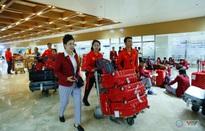 SEA Games 30: Bắn súng, đấu kiếm, bóng chuyền, cầu lông, tennis của Thể thao Việt Nam đến Philippines tranh tài