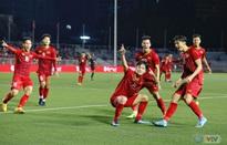 ẢNH: U22 Việt Nam ngược dòng ngoạn mục trước U22 Indonesia