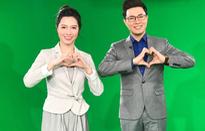 MC Lê Anh - MC Minh Hà rạng rỡ kêu gọi nhắn tin ủng hộ bệnh nhi tim bẩm sinh