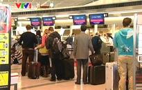 Một người Việt bỏ trốn tại sân bay Nhật Bản