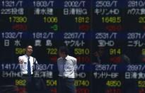 Chứng khoán châu Á giảm do dữ liệu kinh tế Mỹ ảm đạm
