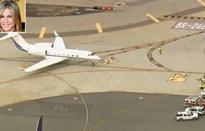 Mỹ: Máy bay hạ cánh khẩn cấp vì mất bánh xe